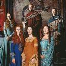 The Mists of Avalon Cast: Julianna Margulies, Joan Allen, Anjelica Huston, Edward Atterton, Michael Vartan and Samantha Mathis.