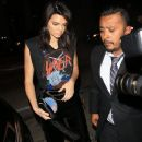 Kendall Jenner is spotted out and about in Los Angeles, California on October 13, 2016 - 369 x 600