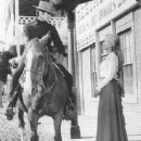 With Clint Eastwood in Hang Em High