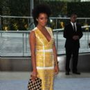 Solange Knowles attends the 2012 CFDA Fashion Awards