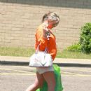 Jamie-Lynn Spears - Shopping At The Edgewood Mall In McComb 2008-04-29