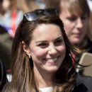 Kate Middleton at The London Marthon - 454 x 521