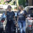 Miley Cyrus – Out for breakfast in Toluca Lake