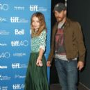 Tom Hardy- September 13, 2015-2015 Toronto International Film Festival - 'Legend' Press Conference