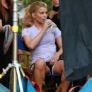 Jessica Simpson - More From The Set Of Major Movie Star In LA 2007-09-24