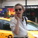 Carey Mulligan out in New York - 454 x 643
