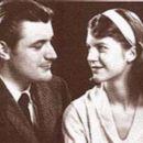 Ted Hughes and Sylvia Plath - 454 x 390