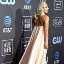 Lady Gaga At The 24th Annual Critics' Choice Awards (2019) - 400 x 600