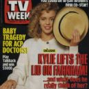 TV Week Magazine Cover [Australia] (25 February 1989)