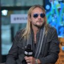 Richie Faulkner of Judas Priest visits Build at Build Studio on March 21, 2018 in New York City - 399 x 600