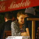 Natalie Portman - Dining With Boyfriend Devendra Banhart In Cannes, 20.05.2008.