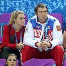 Alexander Ovechkin and Maria Kirilenko - 454 x 350