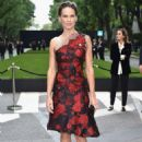 Hilary Swank Giorgio Armani 40th Anniversary Silos Opening and Cocktail Reception In Milan