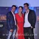 Kareena Kapoor, Arjun Rampal, Madhur Bhandarkar at Heroine Film First look - 432 x 650