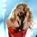 Shakira 49th Annual Academy Of Country Music Awards In Las Vegas
