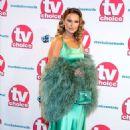 Sam Faiers – 2019 TV Choice Awards in London - 454 x 681