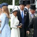 Meghan Markle – 2018 Royal Ascot Day One in Berkshire - 454 x 660