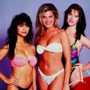 Nia Peeples, Catherine Oxenberg & Cheryl Pollack
