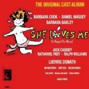 She Loves Me  1963  Barbara Cook  Musical - 454 x 454