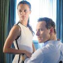 Alicia Vikander & Michael Fassbender – LA Times Magazine August 2016 - 454 x 686