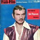 Yul Brynner - Funk und Film Magazine Cover [Austria] (28 November 1959)