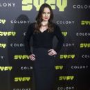 Actress Sarah Wayne Callies attends 'Colony' Tv Series Season 1 photocall at the Santo Mauro Hotel on March 8, 2018 in Madrid, Spain - 399 x 600