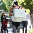 Stacy Keibler is spotted out shopping in West Hollywood, California on March 27, 2017 - 400 x 600