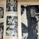 Elizabeth Taylor - Movie Stars Magazine Pictorial [United States] (January 1954)