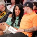 Angela Simmons and Rob Kardashian