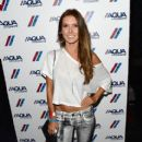 Audrina Patridge attends a private event at Hyde Lounge for the Bruno Mars & Ellie Goulding concert hosted by AQUAhydrate at The Staples Center on July 27, 2013 - 412 x 600
