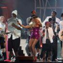 Paulina Rubio Performs At The Billboard Latin Music Awards, Aril 23 2009