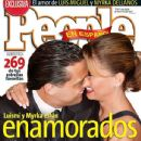 Luis Miguel and Myrka Dellanos