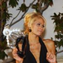 "Paris Hilton Promotes ""Paris Hilton's My New BFF"" At Tao In Las Vegas"