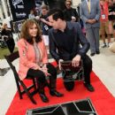 Loretta Lynn and Jack White Induction Into The Nashville Walk Of Fame on June 4, 2015 in Nashville, Tennessee. - 425 x 600