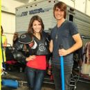 Victoria Justice and James Maslow - 435 x 650