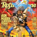 Iron Maiden - Rolling Stone Magazine Cover [Argentina] Magazine Cover [Argentina] (1 April 2011)