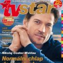 Nikolaj Coster-Waldau - TV Star Magazine Cover [Czech Republic] (25 March 2016)