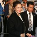 Drew Barrymore At The Daily Show With Jon Stewart