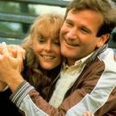Mary Beth Hurt and Robin Williams