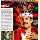 Freddie Mercury - Dworskie Zycie Magazine Pictorial [Poland] (October 2018)