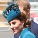 Prince Harry & Catherine Duchess of Cambridge Attends ANZAC Day Service - 400 x 600