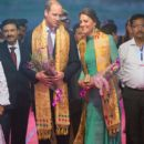Duchess Catherine & Prince William arrive in Assam