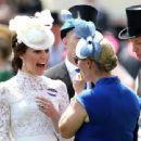 Prince Windsor and Kate Middleton : Royal Ascot 2017 - Day 1 - 454 x 340