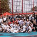 Box MSK - Nike Sport Centre Opening In Moscow - 454 x 303