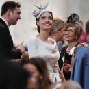 Angelina Jolie – 200th Anniversary of Most Distinguished Order of St Michael and St George in London