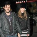 Tolgahan Sayisman and Serenay Sarikaya