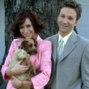 Jennifer Hewitt and Breckin Meyer