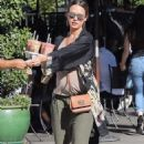 Jessica Alba out and about in West Hollywood  (October 7, 2017)