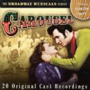 CAROUSEL 1945 Broadway Musical Rodgers & Hammerstein - 400 x 400