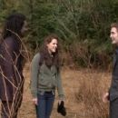 Screencaps From the 'New Moon' DVD Extras - 454 x 252